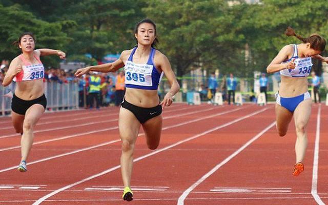 Kỷ lục gia Đại hội Thể thao toàn quốc Tú Chinh làm khách mời 360 độ thể thao ngày 30/11 - Ảnh 1.