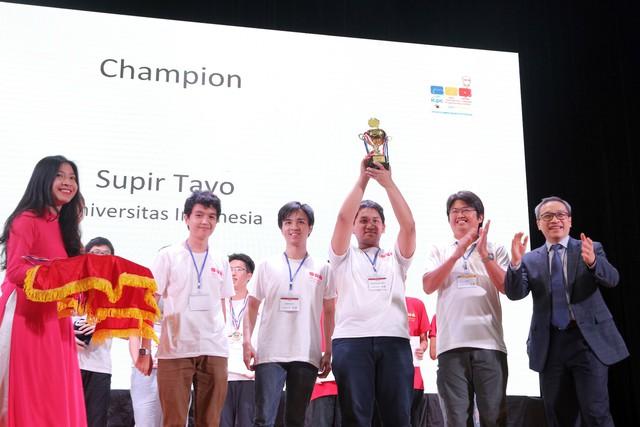 Đại học Bách khoa Hà Nội thắng lớn tại Olympic tin học sinh viên và ICPC châu Á 2018 - Ảnh 21.