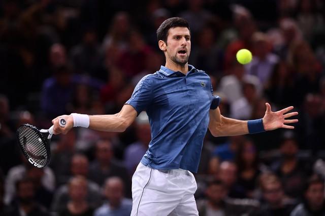Bất ngờ đánh bại Djokovic, Khachanov vô địch Paris Masters 2018 - Ảnh 2.
