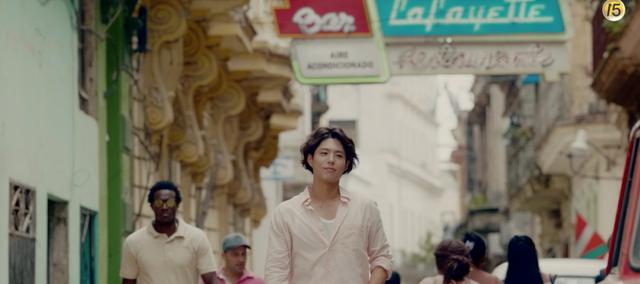 Park Bo Gum đẹp như soái ca, Song Hye Kyo u ám trong teaser phim mới - Ảnh 2.
