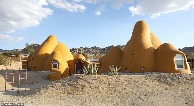 Những ngôi nhà có thiết kế quái dị nhất thế giới - Ảnh 4.