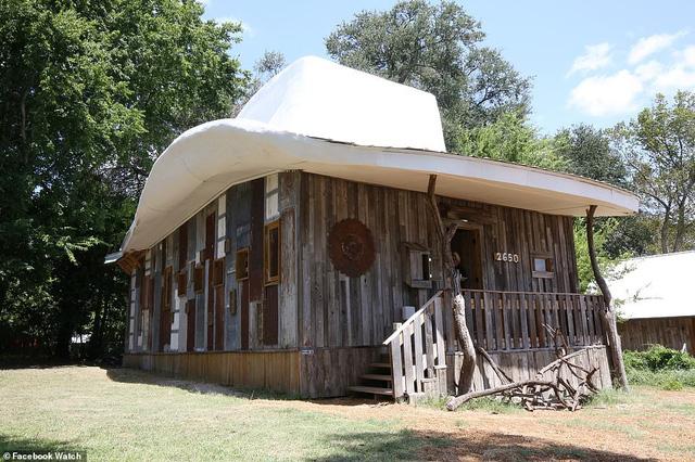 Những ngôi nhà có thiết kế quái dị nhất thế giới - Ảnh 11.