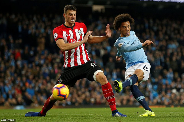 VIDEO Man City 6-1 Southampton: Chiến thắng với tỷ số của set tennis - Ảnh 3.