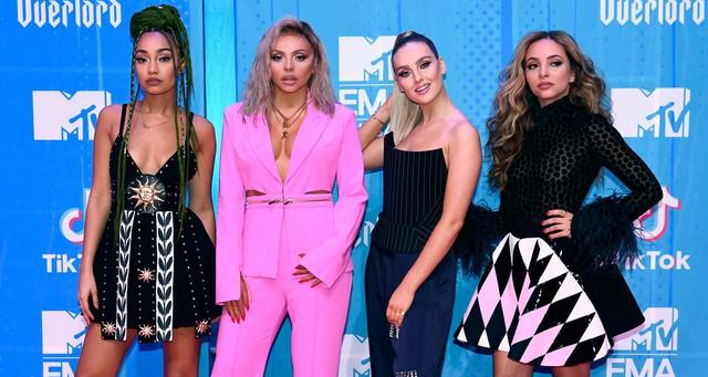 Dàn sao khoe sắc tại thảm đỏ MTV EMAs 2018 - Ảnh 7.