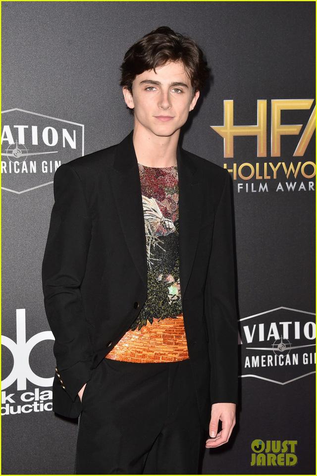 Hollywood Film Awards 2018: Sao phim Call Me by Your Name được vinh danh - Ảnh 1.