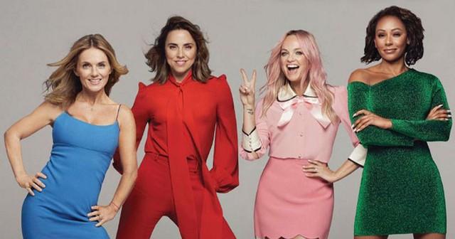 Không có Victoria Beckham, Spice Girls vẫn tái hợp chuẩn bị lưu diễn - Ảnh 1.