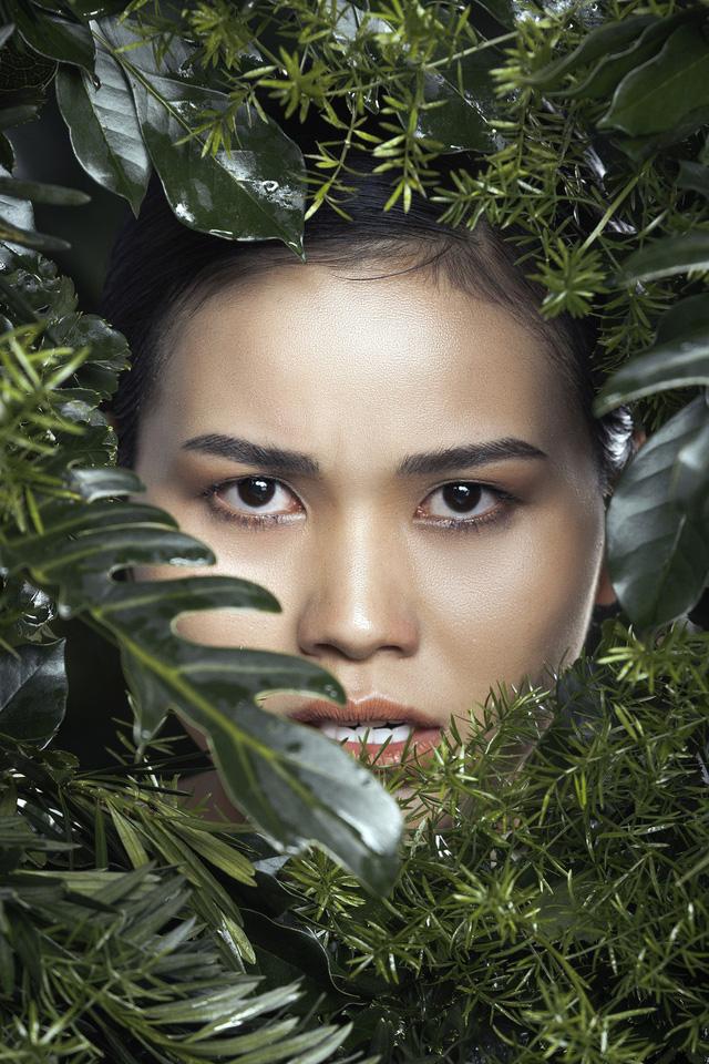 50 sắc thái biểu cảm ánh mắt của top 12 The Face Vietnam 2018 - Ảnh 9.