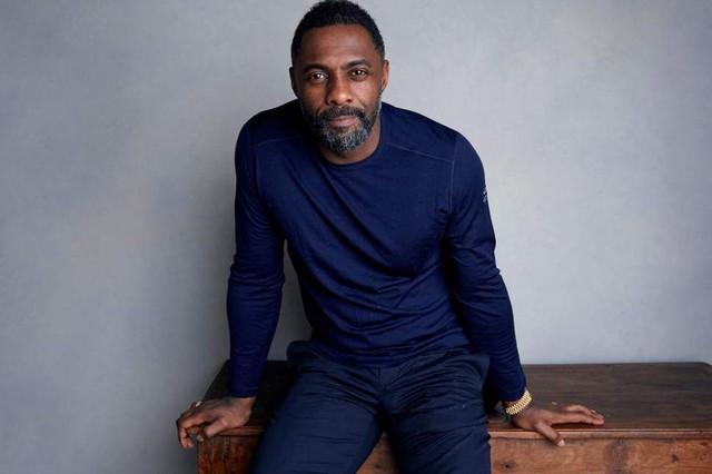 Diễn viên Idris Elba trở thành người đàn ông quyến rũ nhất thế giới - Ảnh 1.