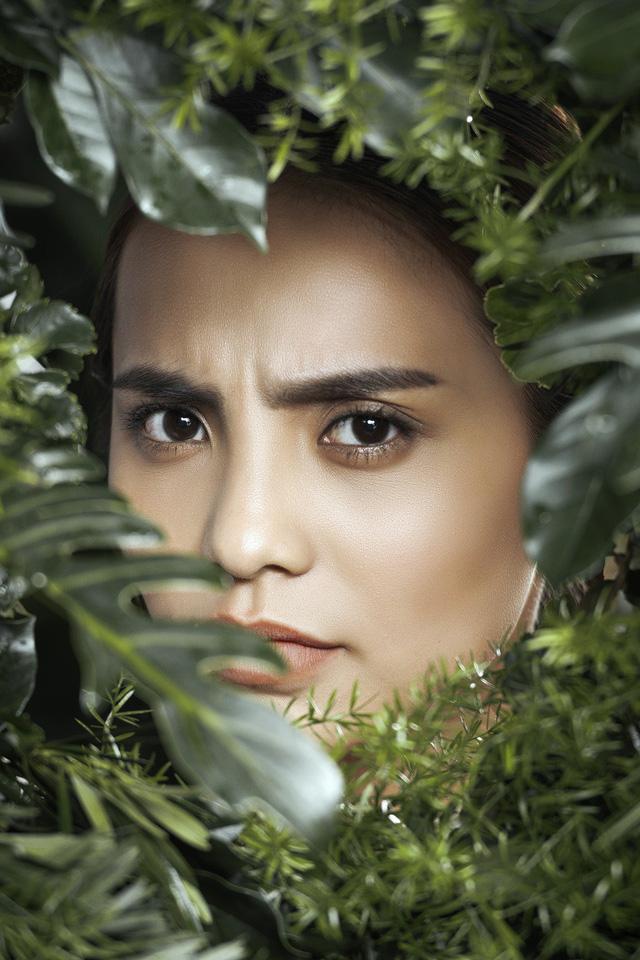 50 sắc thái biểu cảm ánh mắt của top 12 The Face Vietnam 2018 - Ảnh 6.