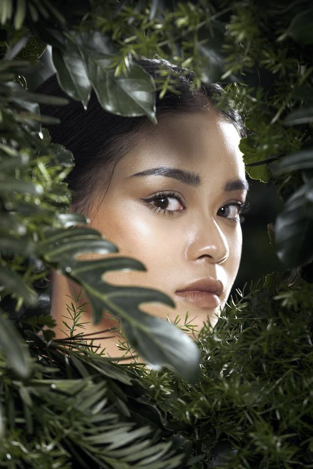 50 sắc thái biểu cảm ánh mắt của top 12 The Face Vietnam 2018 - Ảnh 3.
