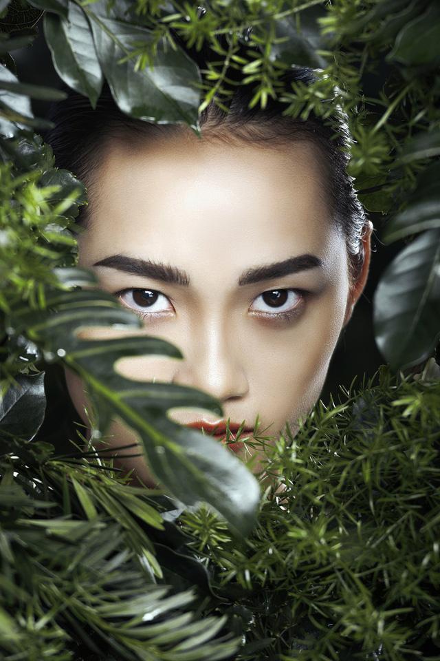 50 sắc thái biểu cảm ánh mắt của top 12 The Face Vietnam 2018 - Ảnh 10.