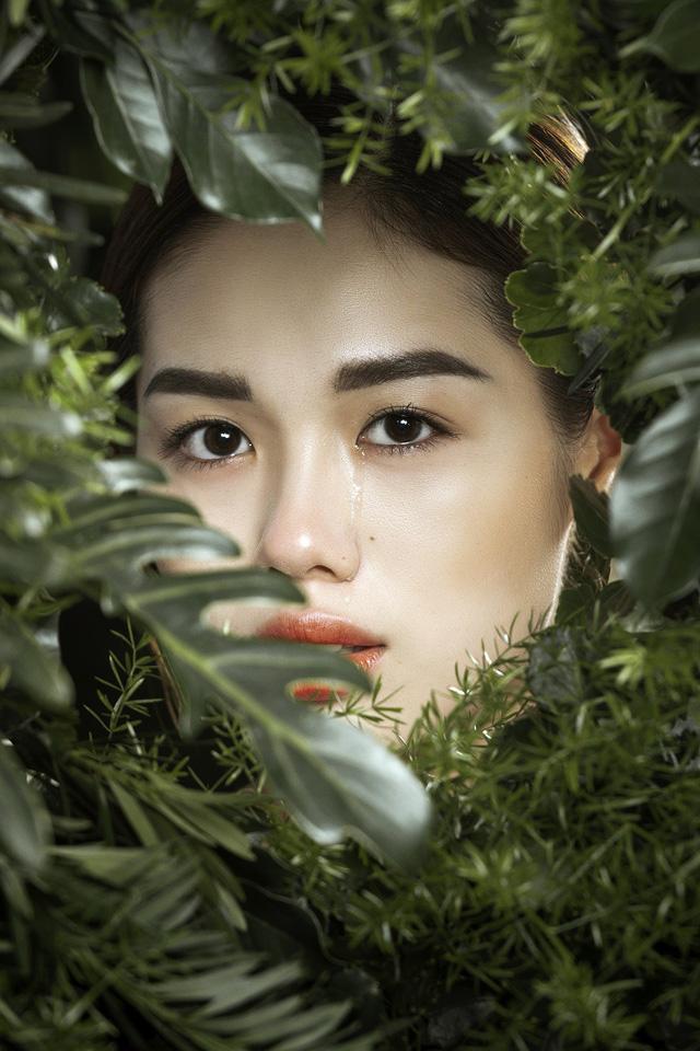 50 sắc thái biểu cảm ánh mắt của top 12 The Face Vietnam 2018 - Ảnh 4.