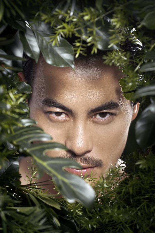 50 sắc thái biểu cảm ánh mắt của top 12 The Face Vietnam 2018 - Ảnh 2.