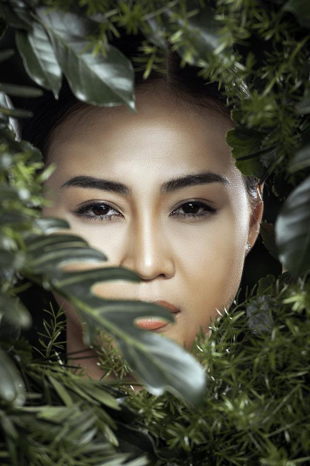 50 sắc thái biểu cảm ánh mắt của top 12 The Face Vietnam 2018 - Ảnh 5.