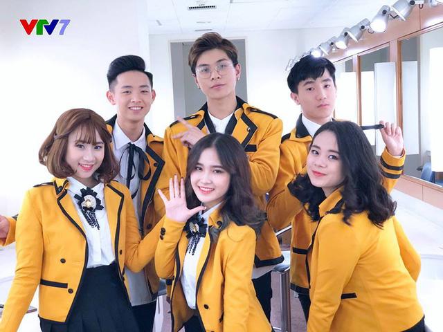 Hé lộ ban nhạc chất như sao Hàn của Hòa ca 2019 - Ảnh 3.