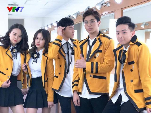 Hé lộ ban nhạc chất như sao Hàn của Hòa ca 2019 - Ảnh 1.
