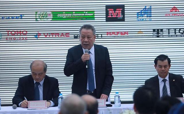 Vì sao Hà Nội tổ chức đua xe F1 trên đường phố thay vì xây trường đua? - Ảnh 1.