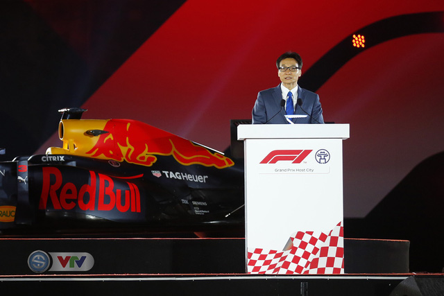 ẢNH: Việt Nam chính thức đăng cai giải đua xe F1 2020 - Ảnh 10.