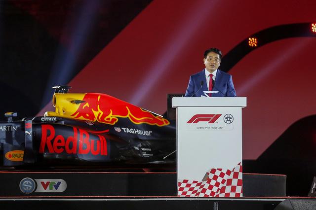 ẢNH: Việt Nam chính thức đăng cai giải đua xe F1 2020 - Ảnh 11.