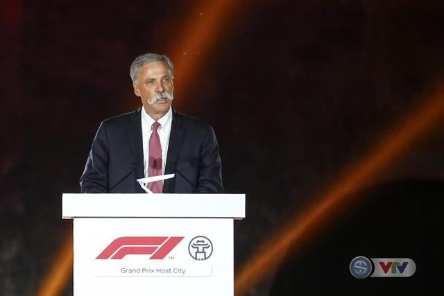 ẢNH: Việt Nam chính thức đăng cai giải đua xe F1 2020 - Ảnh 2.