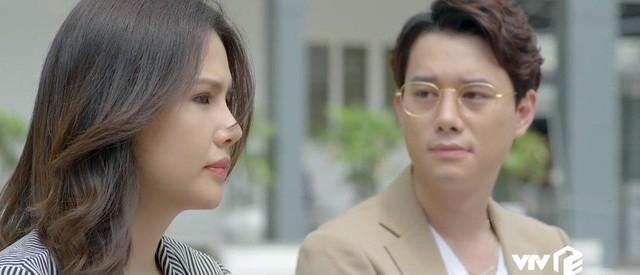 Yêu thì ghét thôi - Tập 19: Phát điên vì chồng, Kim rủ sếp Nhật Anh đi nhậu say bí tỉ - Ảnh 2.
