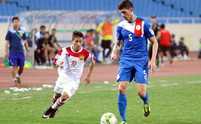AFF Cup 2018: Không được gặp ĐT Việt Nam, Messi Lào bất ngờ tuyên bố chia tay  - Ảnh 2.