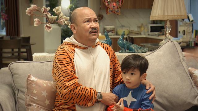 Mẹ ơi, bố đâu rồi? - Tập 4: Ăn mặc thiếu vải, Ly (Quỳnh Kool) bị bố mẹ cấm túc ở nhà - ảnh 13