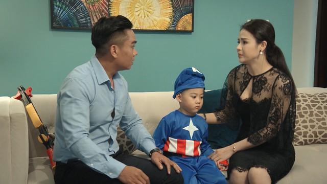 Mẹ ơi, bố đâu rồi? - Tập 4: Ăn mặc thiếu vải, Ly (Quỳnh Kool) bị bố mẹ cấm túc ở nhà - ảnh 14