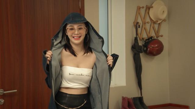 Mẹ ơi, bố đâu rồi? - Tập 4: Ăn mặc thiếu vải, Ly (Quỳnh Kool) bị bố mẹ cấm túc ở nhà - ảnh 17