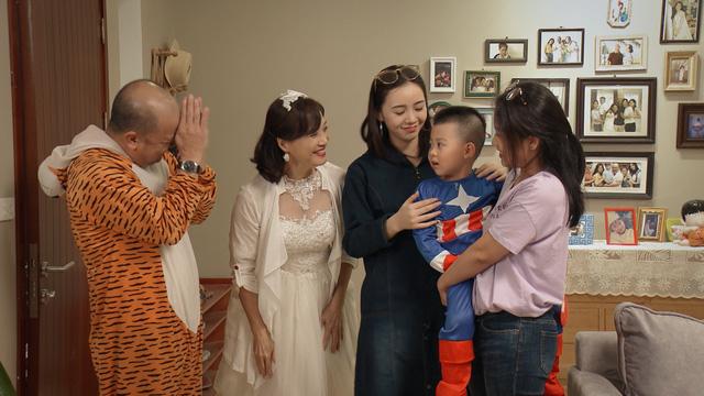 Mẹ ơi, bố đâu rồi? - Tập 4: Ăn mặc thiếu vải, Ly (Quỳnh Kool) bị bố mẹ cấm túc ở nhà - ảnh 21