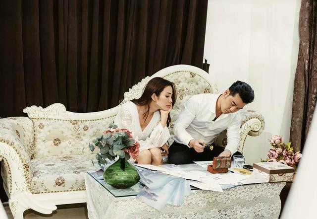 Cận cảnh tấm thiệp cưới độc nhất vô nhị của ca sĩ Ưng Hoàng Phúc và bà xã Kim Cương - Ảnh 7.