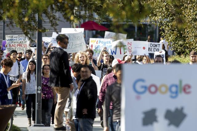 CEO Google chính thức lên tiếng sau ngày nhân viên trên toàn thế giới biểu tình - Ảnh 1.