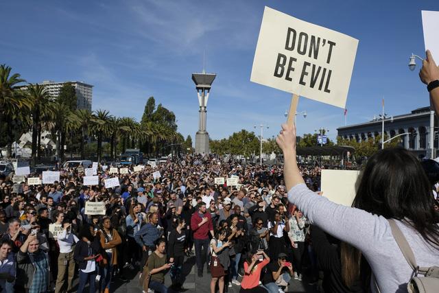 CEO Google chính thức lên tiếng sau ngày nhân viên trên toàn thế giới biểu tình - Ảnh 2.