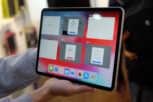 Trên tay siêu phẩm iPad Pro mới của Apple - Ảnh 7.