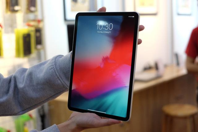 Trên tay siêu phẩm iPad Pro mới của Apple - Ảnh 5.