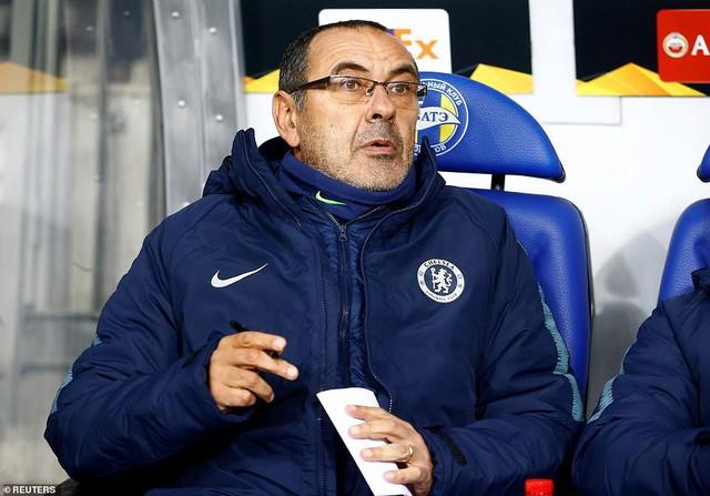 Dấu hiệu Chelsea sẽ vô địch Europa League chỉ sau 4 trận đấu - Ảnh 1.