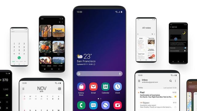 Samsung ra mắt giao diện mới One UI cực đẹp dành riêng Galaxy S9 - Ảnh 1.
