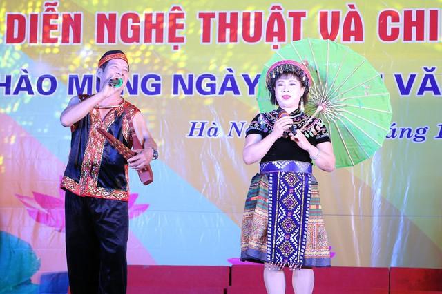 Khai mạc Tuần lễ văn hóa du lịch - thương mại làng nghề Vạn Phúc - Hà Đông 2018 - Ảnh 10.