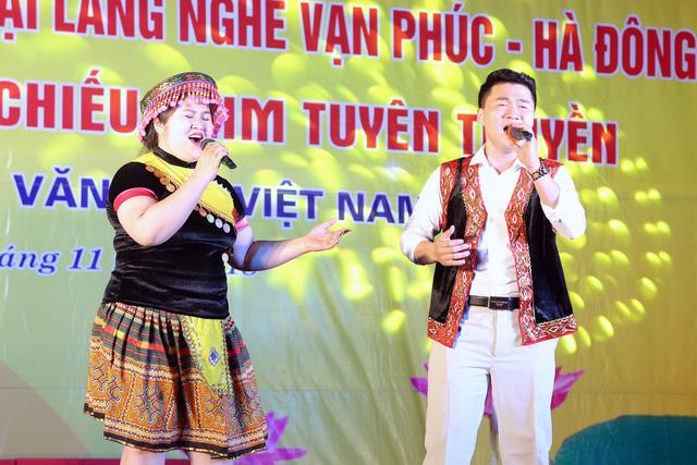 Khai mạc Tuần lễ văn hóa du lịch - thương mại làng nghề Vạn Phúc - Hà Đông 2018 - Ảnh 11.