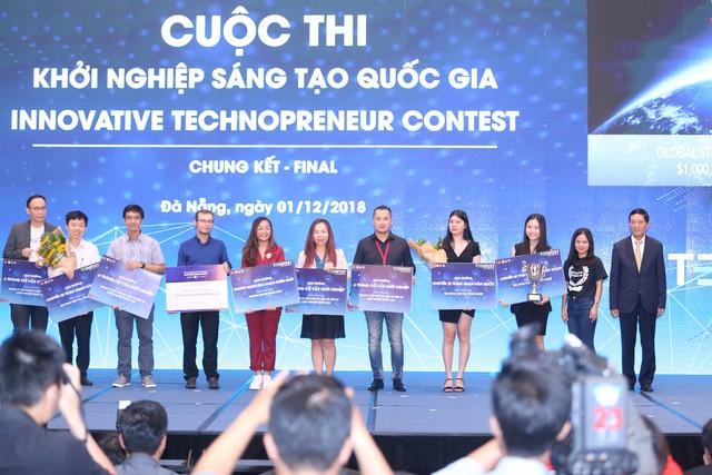 Đơn vị cung cấp giải pháp Tối ưu hóa Chuỗi cung ứng giành vé dự Startup World Cup - Ảnh 1.