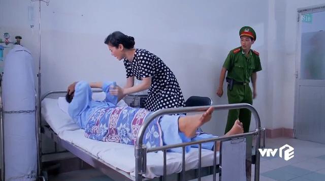 Cung đường tội lỗi - Tập 40: Nhìn Phú Thịnh điên dại, bà Tuyết quyết đi tự thú - Ảnh 3.
