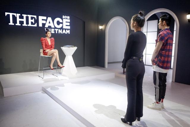 The Face Vietnam 2018: Tôn Tuấn Kiệt lần thứ 3 sống sót bước ra khỏi phòng loại - Ảnh 6.