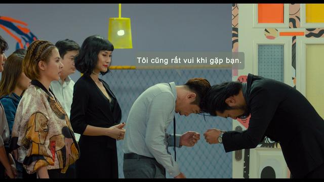 Hồn papa da con gái tung poster mới, Thái Hòa nhí nhảnh trong trang phục múa balê - Ảnh 4.