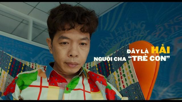 Hồn papa da con gái tung poster mới, Thái Hòa nhí nhảnh trong trang phục múa balê - Ảnh 1.