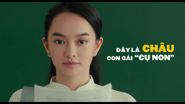 Hồn papa da con gái tung poster mới, Thái Hòa nhí nhảnh trong trang phục múa balê - Ảnh 2.