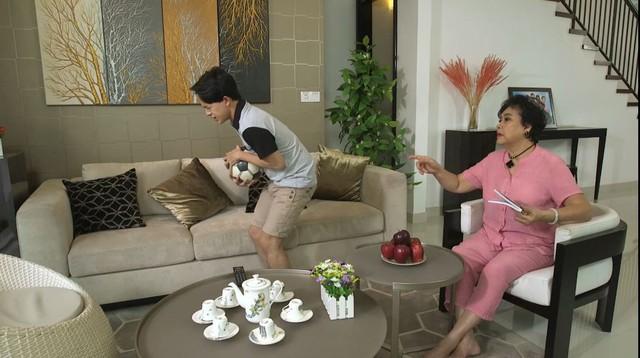 Gia đình 4.0: Thanh Hương ép con trai học tới khủng hoảng - Ảnh 1.