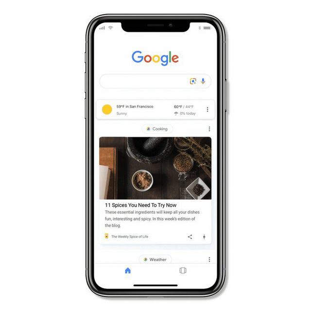 Google mang tính năng tìm kiếm thông tin qua camera lên iOS - Ảnh 1.