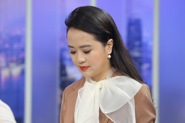 """Dàn MC xinh đẹp trong buổi quay thử chương trình mới """"Việt Nam hôm nay"""" - Ảnh 2."""