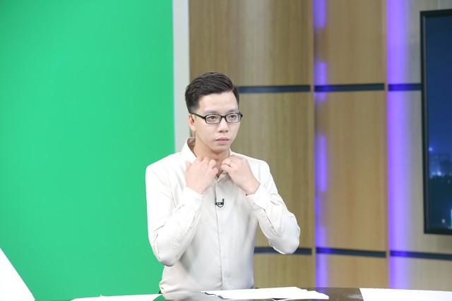 """Dàn MC xinh đẹp trong buổi quay thử chương trình mới """"Việt Nam hôm nay"""" - Ảnh 3."""