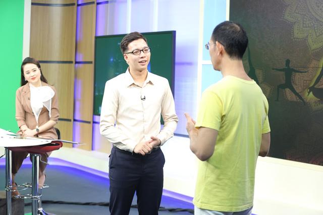 """Dàn MC xinh đẹp trong buổi quay thử chương trình mới """"Việt Nam hôm nay"""" - Ảnh 6."""
